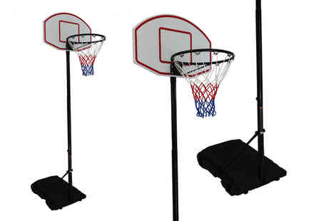 Who Needs Shops - Mounted backboard hoop net - Save 0%