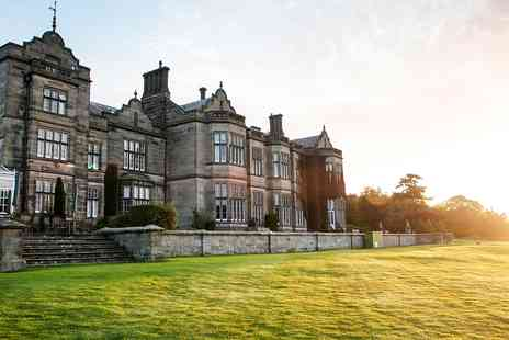 Matfen Hall Hotel Golf and Spa - Northumberland retreat including breakfast - Save 0%