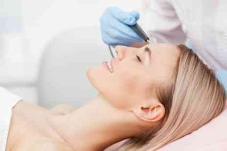 Beauty Lounge - Three or Six Laser Hair Removal Sessions on Choice of Areas - Save 56%