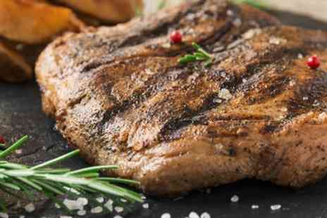 La Cozza Restorante - Two Course Steak Meal with Drink for Up to Four - Save 27%