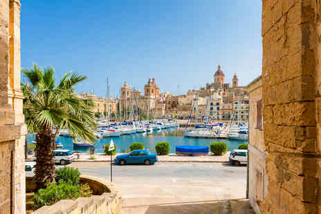 Travelsoon - Four Star Three nights all inclusive St Pauls Bay, Malta holiday with return flights - Save 44%