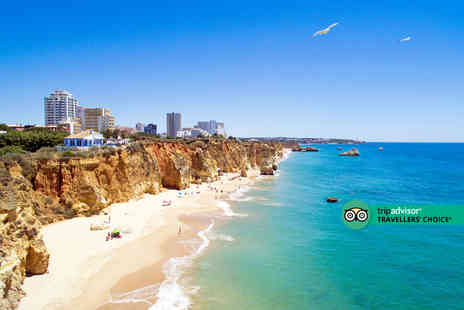 Travelsoon - Five nights Algarve apartment stay with return flights - Save 36%