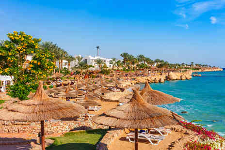Travelsoon - Five Star Seven night all inclusive Hurghada, Egypt holiday with return flights - Save 41%