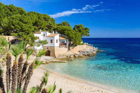 Travelsoon - Four Star Four nights all inclusive Mallorca, Spain holiday with return flights - Save 51%