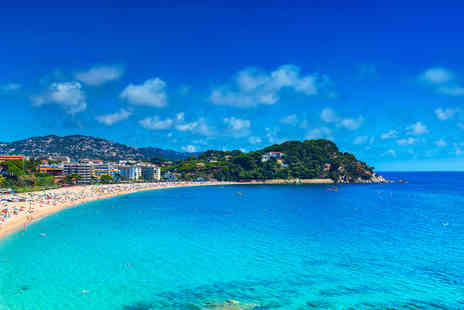 Travelsoon - Four Star Seven nights all inclusive Costa Brava, Spain holiday with return flights - Save 22%
