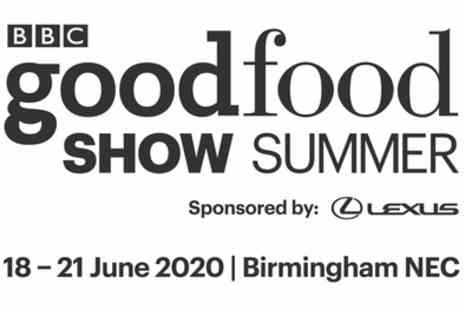 BBC Good Food Show - Afternoon Ticket from 18th To 21st June - Save 0%