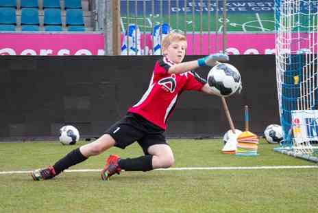 GK Icon Academies - Four professional goalkeeping training sessions - Save 0%