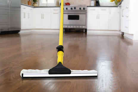 Who Needs Shops - Extendable squeegee - Save 70%