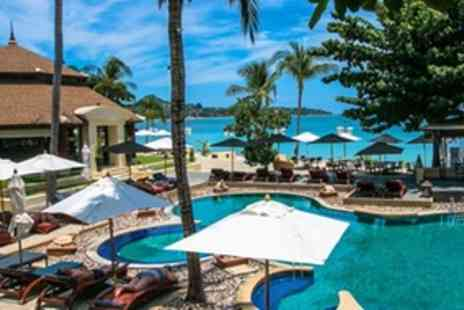 Pavilion Samui Villas & Resort - Four Star Spa The stay in a Deluxe Suite with Balcony - Save 0%