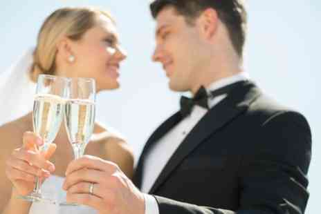 Edinburgh Grosvenor Hotel - Wedding Package for 50 Guests - Save 0%