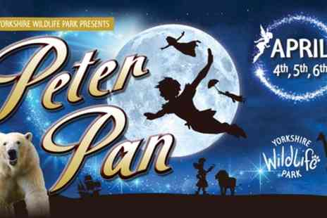 Yorkshire Wildlife Park - Two or Four Tickets to Peter Pan - Save 49%