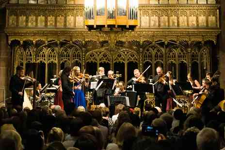 Candlelight Concerts - Vivaldi Four Seasons in Derby - Save 24%