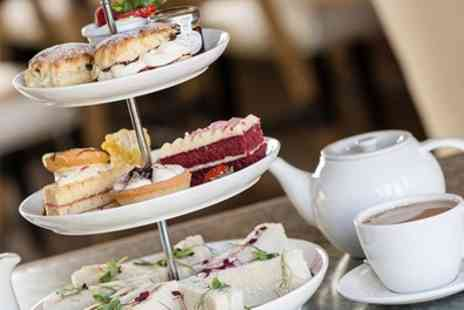 Novotel Coventry - Afternoon Tea with Optional Prosecco for Two or Four - Save 0%