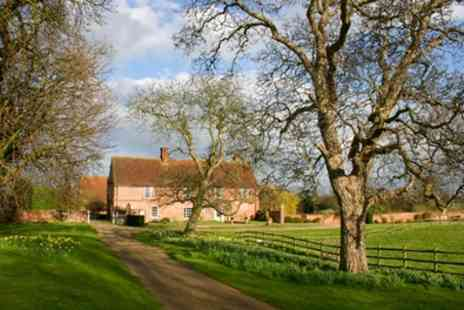 Bardfield Vineyard - Vineyard Tour with Wine Tasting and Vouchers for Bottle of Wine for 2 or 4 - Save 28%