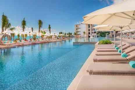 Haven Riviera Cancun - Five Star All Inclusive Adults Only Beachside Break - Save 0%