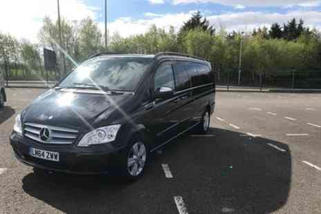Chauffeur Cars Scotland - Edinburgh Airport to Dunfermline - Save 0%