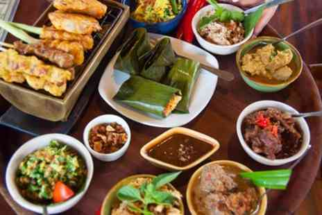 Green Chilli Cafe - Indian Tapas and Starters with Side for Two of Four - Save 35%