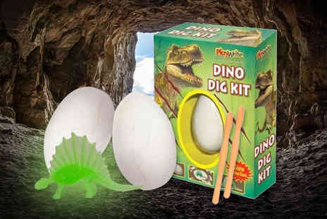 London Exchain Store - Dig it out dinosaur fossil egg - Save 67%