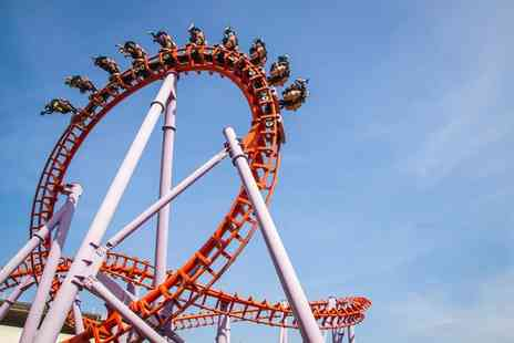 Just Coach Travel - Luxury coach return day trip to Parc Asterix Theme Park and a park ticket for one person - Save 32%