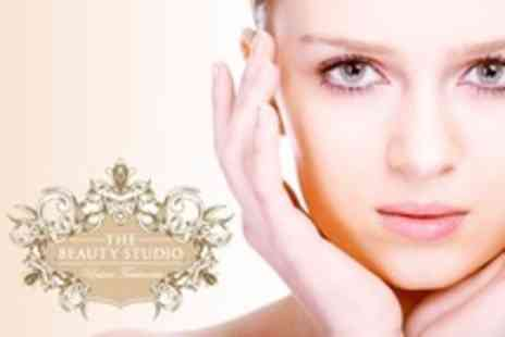 The Beauty Studio - Microdermabrasion Facial and Mask, Plus Indian Head Massage - Save 68%