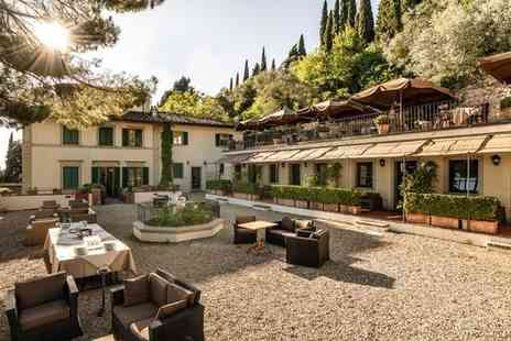 FH55 Hotel Villa Fiesole - Stunning Country Villa Outside Florence for two - Save 80%