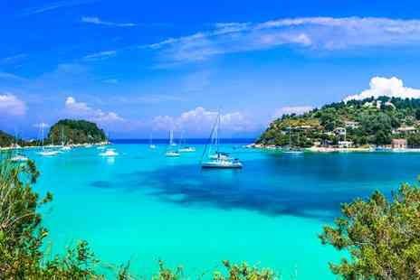 Ionian Sea Cabin Charter - Yacht Cruise Adventure Through Breathtaking Island Locations - Save 0%