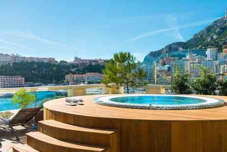 Hotel Hermitage Monte Carlo - Three Star Opulent Escape with Mediterranean Views for two - Save 44%