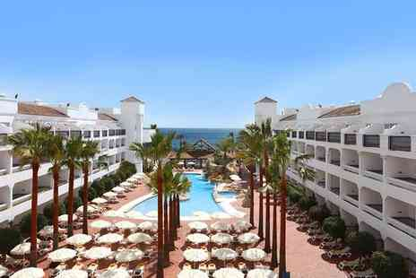 Iberostar Costa del Sol - Four Star Seafront Family Fun Excellence on El Saladillo Beach for two - Save 50%