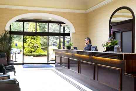 Chesford Grange - Spa Access with Drink, Pastry and Towel Hire for Two - Save 55%