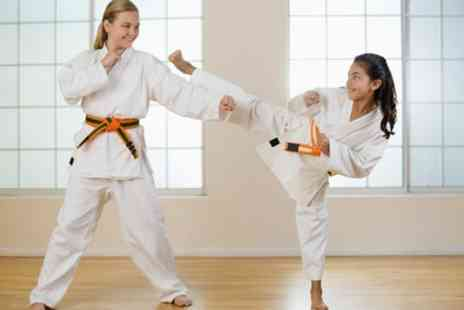 The Dojo - Two Week Open Pass to Karate Classes with Karate Uniform for Child or Adult - Save 73%