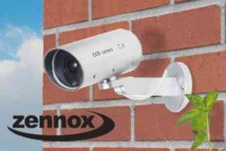 James Russell - One Dummy Security Camera - Save 67%