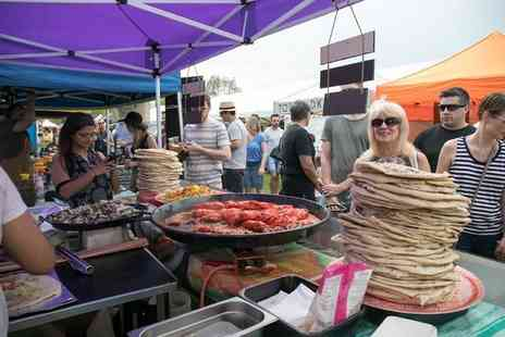 The Surrey Food Festival - Two weekend tickets or Family weekend ticket - Save 51%