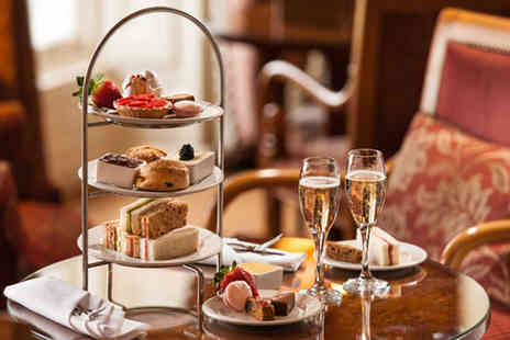 Copthorne Hotel Aberdeen - Afternoon tea for two with a glass of Prosecco each - Save 47%