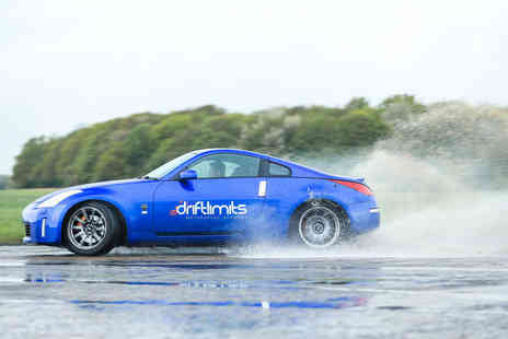 Drift Limits - 14 lap bronze drifting experience in a Mazda Mx5 - Save 50%