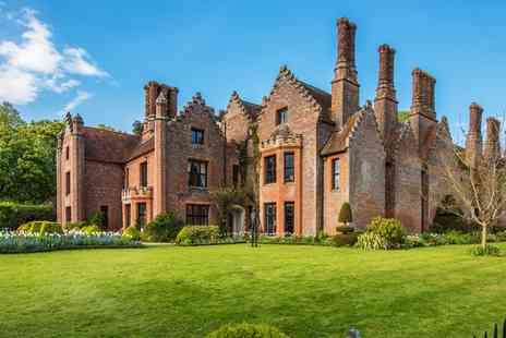 Chenies Manor House - Entry for Two adults to Bucks manor house and gardens - Save 50%