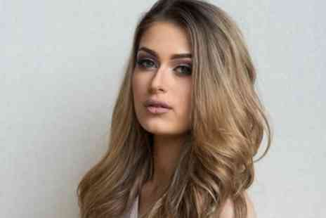 Charlies Hair And Beauty - Womens Wash, Cut and Finish with Optional Full Head Colour - Save 43%