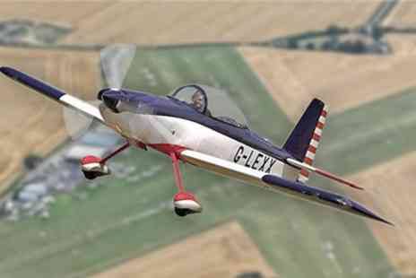 Sheffield Aero Club - Gift Of Flight Flying Experience Package for One or Two - Save 48%