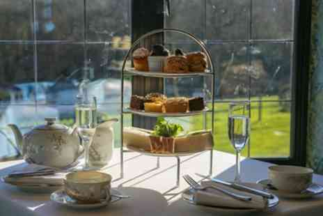 Lythe Hill Hotel - Afternoon Tea with Optional Glass of Prosecco for Up to Four - Save 31%