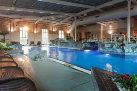 Slaley Hall - Time for Two Spa Day with Treatment and Lunch - Save 0%