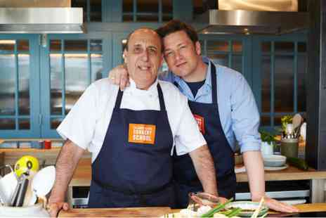 The Jamie Oliver Cookery School - Ultimate Foodie Cookery Masterclass - Save 0%