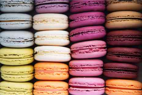 Anns Smart School of Cookery - Macaroon Masterclass for Two - Save 0%