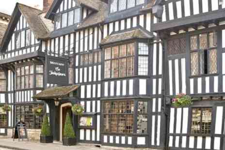 Mercure Stratford upon Avon Shakespeare Hotel - Stay for Two with Breakfast - Save 20%