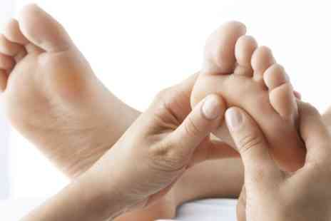 Online Academies - Reflexology Diploma Online Course - Save 62%