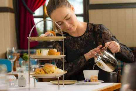 Centotre - Afternoon Tea at Cannonball Restaurant & Bar - Save 0%