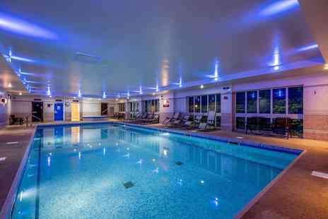 Shepherd Cox Hotels - Full day leisure access for one person including a 25 minute treatment and afternoon tea with a glass of Prosecco - Save 58%