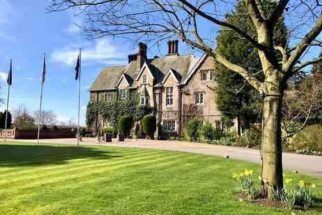 The Parsonage Hotel and Spa - Spa day for one person with spa access, a 25 minute treatment plus refreshments - Save 35%