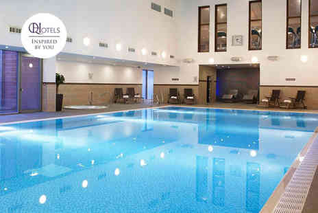 Almarose - Spa day pass for two people including five hours of access, towel hire, refreshments and a danish pastry each - Save 56%