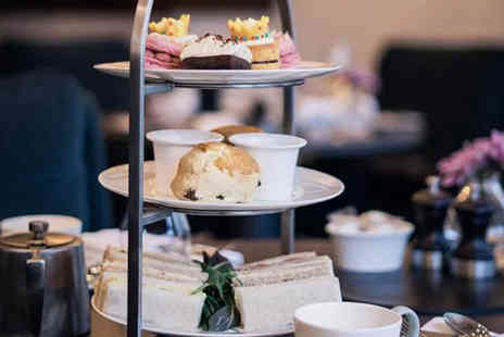 Oddfellows On The Park - Afternoon tea for two people - Save 43%
