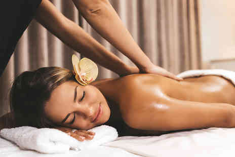 Almarose - Spa day with your choice of two Elemis treatments and a cream tea for one person - Save 49%