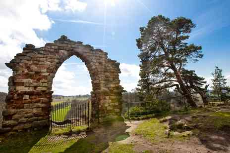 Hawkstone Park - Entry for Two - Save 49%